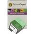 Dell T0529 / T0530 Compatible Black & Colour Ink Cartridge Pack
