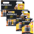 Duracell AA and AAA Battery Bundle - Pack of 24