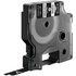 Dymo 1805437 Original White on Black Vinyl Labels 9mm x 5.5m