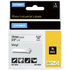 Dymo 18445 ( S0718620 ) Original Black on White Vinyl Labelling Tape 19mm x 5.5m