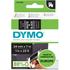 Dymo 53721 (S0721010) Original D1 White on Black Labelling Tape 24mm x 7m