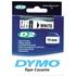 Dymo D2 61911 White Tape - 19mm x 10m