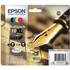 Epson 16XL (T1636) Original High Capacity Black & Colour Ink Cartridge 4 Pack