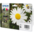 Epson 18 (T1806) Original Black & Colour Ink Cartridge 4 Pack
