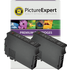 Epson 18XL (T1811) Compatible High Capacity Black Ink Cartridge TWINPACK