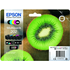 Epson 202 (C13T02E74010) Original Black & Colour Ink Cartridge 5 Pack