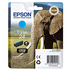 Epson 24 (T2422) Original Cyan Ink Cartridge