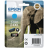 Epson 24XL (T2435) Original High Capacity Light Cyan Ink Cartridge