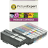 Epson 24XL (T2438) Compatible High Capacity Black & Colour Ink Cartridge 8 Pack