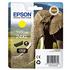 Epson 24XL (T2434) Original High Capacity Yellow Ink Cartridge
