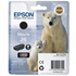 Epson 26 (T2601) Original Black Ink Cartridge