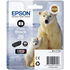Epson 26 (T2611) Original Photo Black Ink Cartridge