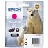 Epson 26 (T2613) Original Magenta Ink Cartridge