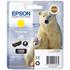 Epson 26 (T2614) Original Yellow Ink Cartridge