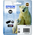Epson 26XL (T2631) Original High Capacity Photo Black Ink Cartridge