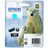 Epson 26XL (T2632) Original High Capacity Cyan Ink Cartridge