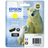 Epson 26XL (T2634) Original High Capacity Yellow Ink Cartridge