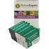 Epson 27XXL Compatible Extra High Capacity Black & 27XL High Capacity Colour Ink Cartridge 5 Pack