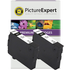 Epson 29XL (T2991) Compatible High Capacity Black Ink Cartridge TWINPACK