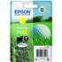 Epson 34XL (T3474) Original High Capacity Yellow Ink Cartridge