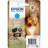 Epson 378 (C13T37824010) Original Cyan Ink Cartridge