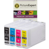 Epson 79XL (T7901/2/3/4) Compatible High Capacity Black & Colour Ink Cartridge 4 Pack