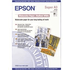 Epson C13S041352 Original A3+ WaterColor Paper 190g x20