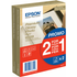 Epson C13S042167 Original 10x15cm Premium Glossy Photo Paper - (2 for 1) total of 80 Sheets