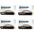 Epson C13S050097/98/99/100 Compatible Black & Colour Toner Cartridge Multipack