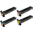 Epson C13S050493/92/91/90 (BK/C/M/Y) Original Black & Colour Toner Cartridge Multipack