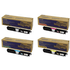 Epson C13S050557/56/55/54 (BK/C/M/Y) Original High Yield Black & Colour Toner Cartridge Multipack