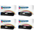 Epson C13S050630/29/28/27 (BK/C/M/Y) Compatible Black & Colour Toner Cartridge Multipack