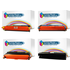 Epson C13S051161, 60,59,58 BK,C,M,Y Compatible Black & Colour Toner Cartridge Multipack
