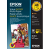 Epson C13S400044 Original 10x15cm Value Glossy Photo Paper 183g (2x20 Sheets)