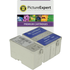 Epson T003 / T005 Compatible Black & Colour Ink Cartridge 2 Pack