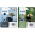 Epson T007 / T009 Original Black & Colour Ink Cartridge 2 Pack
