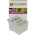 Epson T008 Compatible Colour Ink Cartridge