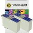 Epson T015 Compatible Black Ink Cartridge TWINPACK