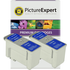 Epson T017 Compatible Black Ink Cartridge TWINPACK
