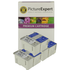 Epson T028/T029 Compatible Black & Colour Ink Cartridge 6 Pack