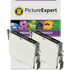 Epson T0441 Compatible Standard Capacity Black Ink Cartridge TWINPACK