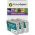 Epson T048C (BK/C/M) Compatible Colour Ink Cartridge 3 Pack