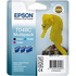Epson T048C Original 3-Colour (BK/C/M) Ink Cartridge Pack