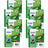 Epson T054 (T0540/1/2/3/4/7/8/9) Original Black & Colour Ink Cartridge 8 Pack