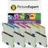 Epson T0556 (C13T05564010) Compatible Black & Colour Ink Cartridge 10 Pack