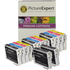 Epson T0615 Compatible Black & Colour Ink Cartridge 14 Pack