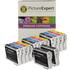 Epson T0615 Compatible Black & Colour Ink Cartridge 14 Pack