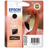 Epson T0871 Original Photo Black Ink Cartridge