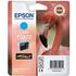 Epson T0872 Original Cyan Ink Cartridge