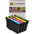 Epson T1295 Compatible High Capacity Black & Colour Ink Cartridge 4 Pack